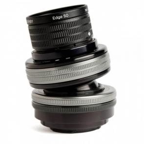 Lensbaby Composer Pro II + Edge 50 Optic MFT [LBCP2E50M]