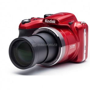 Kodak Astro Zoom AZ422 red