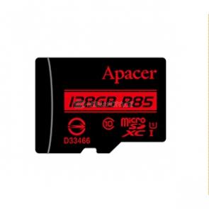 Apacer microSDXC R85 W10 128 GB [AP128GMCSX10U5-R]
