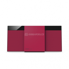 Panasonic SC-HC304EG-R red