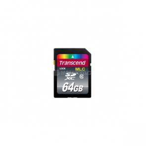 Transcend SDXC 64GB [TS64GSDXC10M]