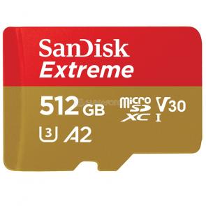 SanDisk Extreme microSDXC 512 GB [SDSQXA1-512G-GN6MA]