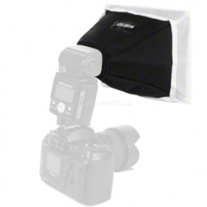 walimex Universal Softbox 15x20 cm for Compact Flashes [16947]