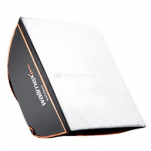 walimex pro Softbox Orange Line 60x60 [18774]