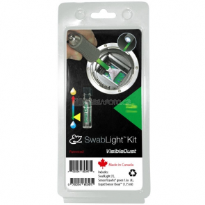 Visible Dust EZ SwabLight Kit Sensor Clean green Vswabs 1.0x [14856546]