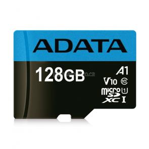 ADATA Premier microSDXC 128 GB [AUSDX128GUICL10A1-RA1]