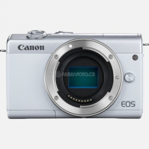 Canon EOS M20 white + 15-45 IS STM