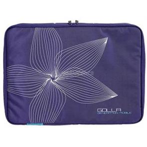 "Golla Laptop Sleeve Autumn mac 15"" lila"