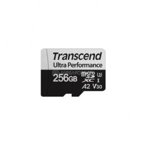 Transcend 340S microSDXC 256 GB UHS-I U3 A2 [TS256GUSD340S]