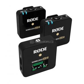 Rode Wireless GO II [400836009]