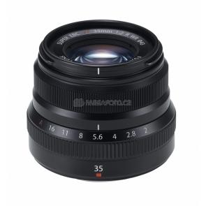 Fujifilm Fujinon XF 35/2,0 R WR black