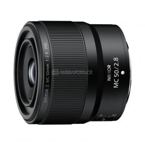 Nikon Nikkor Z MC 50/2,8