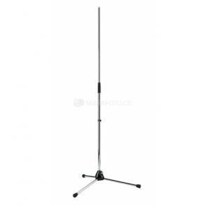K&M 201A/2 Microphone stand chrome