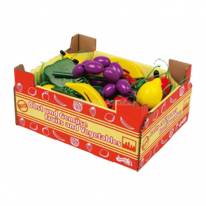 Bedna s ovocem