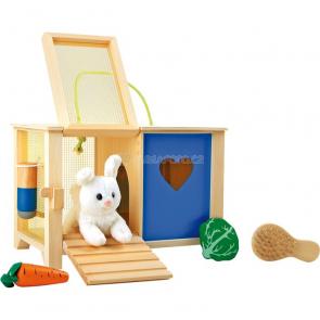 Domeček pro králíka