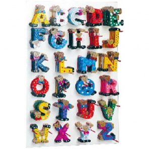 Dřevěné písmenko X