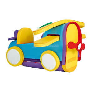 Playtasy Letadlo-Auto