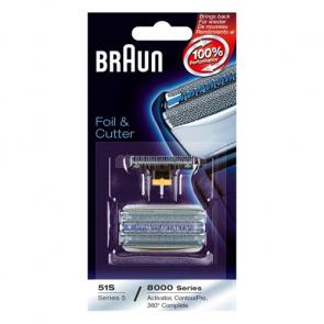 Braun Foil & Cutter 51S (Series 8000)