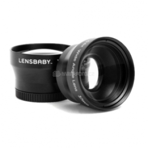 Lensbaby Wide Angle / Telephoto Kit