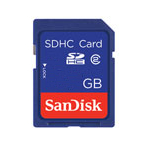 SanDisk SDHC 8 GB