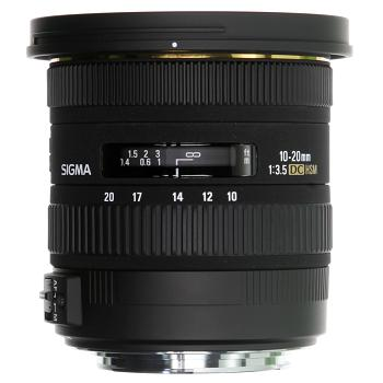 Sigma 10-20/3,5 ASP DC EX IF HSM Nikon