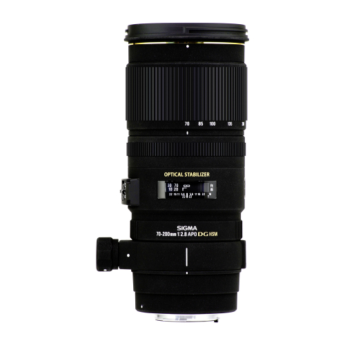 Sigma 70-200/2,8 APO DG EX IF HSM OS Canon