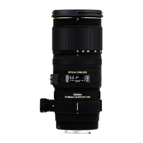 Sigma 70-200/2,8 APO DG EX HSM OS Nikon