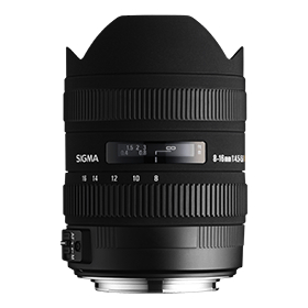 Sigma 8-16/4,5-5,6 DC IF HSM Nikon