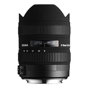 Sigma 8-16/4,5-5,6 DC IF HSM Sony