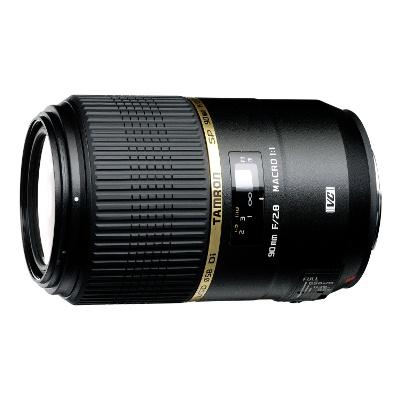 Tamron SP 90/2,8 Di Macro VC USD Canon