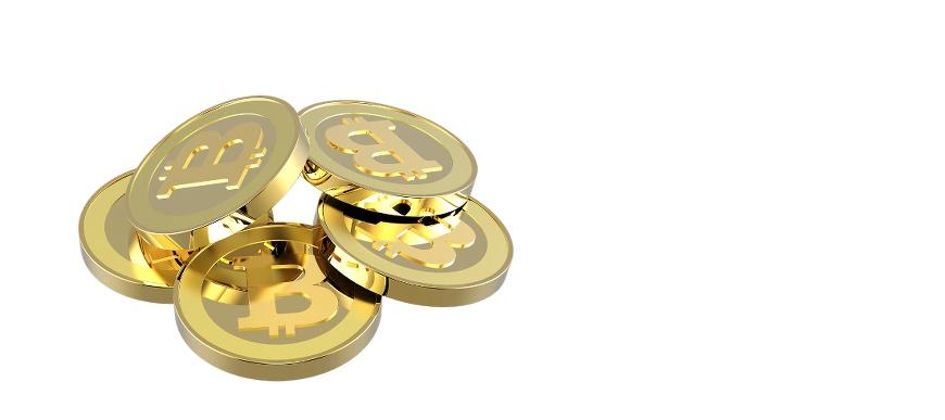 Platba bitcoiny
