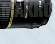 Makroobjektivy Tamron